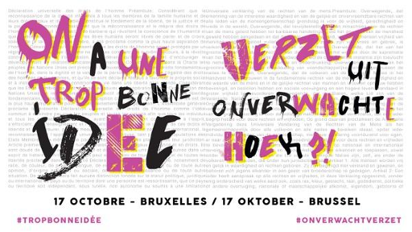 Uitnodiging 17 Oktober